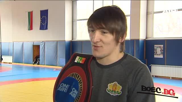 Даниел Александров е доволен от отлагането на Олимпийските игри