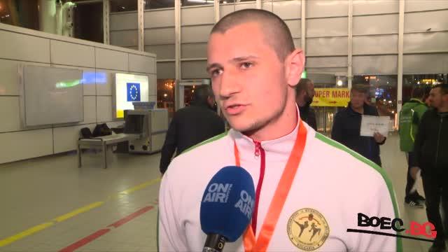 Иван Иванов след световното: Исках да се докажа като българин (ВИДЕО)