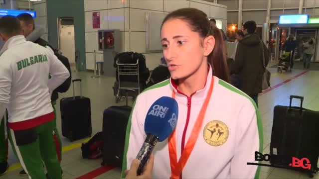 Теодора Кирилова за втори път със световната титла по муай тай (ВИДЕО)