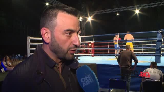 Степан Хиндлиян: Боксовият турнир между феновете на Левски е насочен срещу агресията при младите