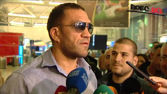 Кубрат: Вече водим преговори за мач с Руис през ноември