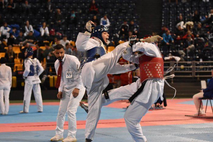 Още седем медала за България от Мултиевропейските игри по таекуондо