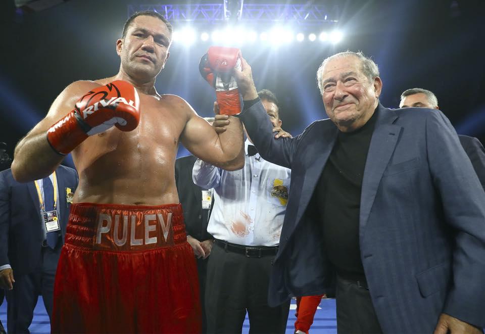 Ивайло Гоцев: Руис срещу Пулев ще бъде невероятен мач