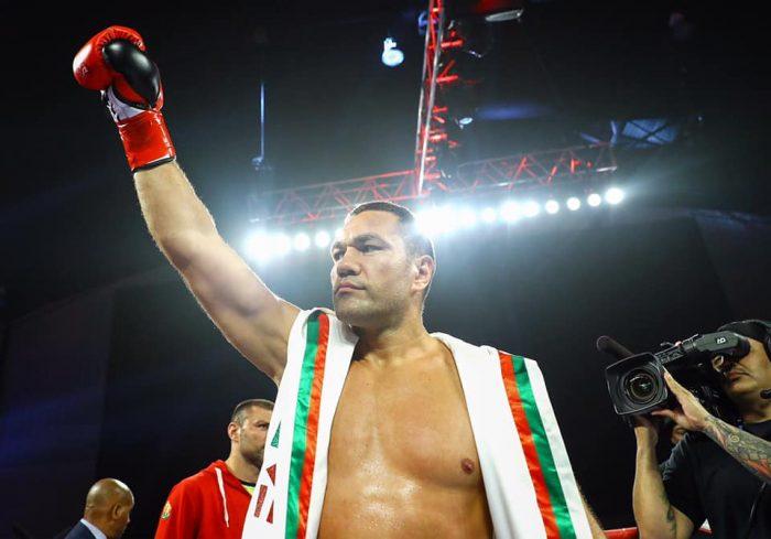 Кобрата вдъхновил 40-годишен боксьор да продължава напред