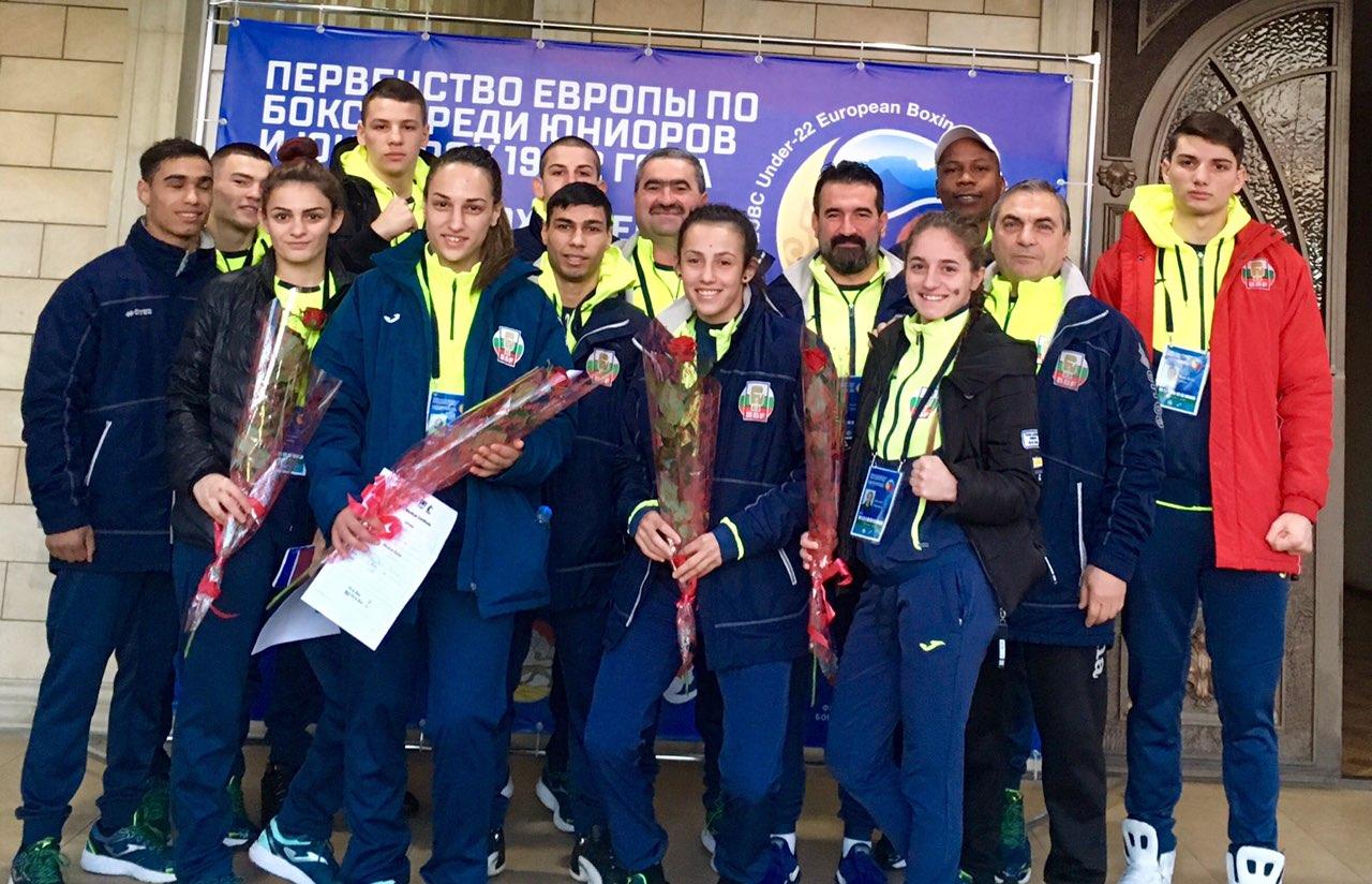 Жребият прати жените на победа от медал на европейското по бокс