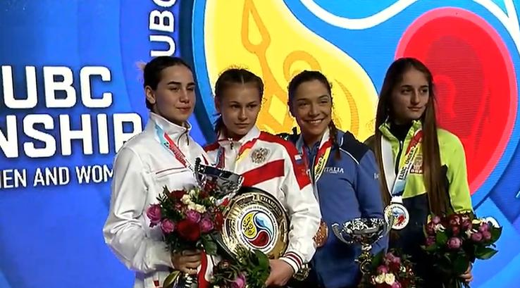 Eми-Мари Тодорова получи медала си, чакаме два финала днес