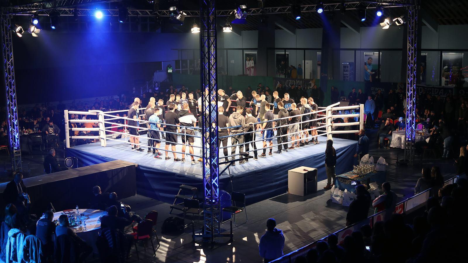 Левскарите отново с боксов турнир