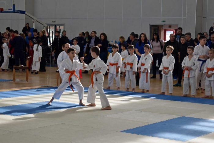Бургас прие националното първенство по Шотокан за деца до 12 г.