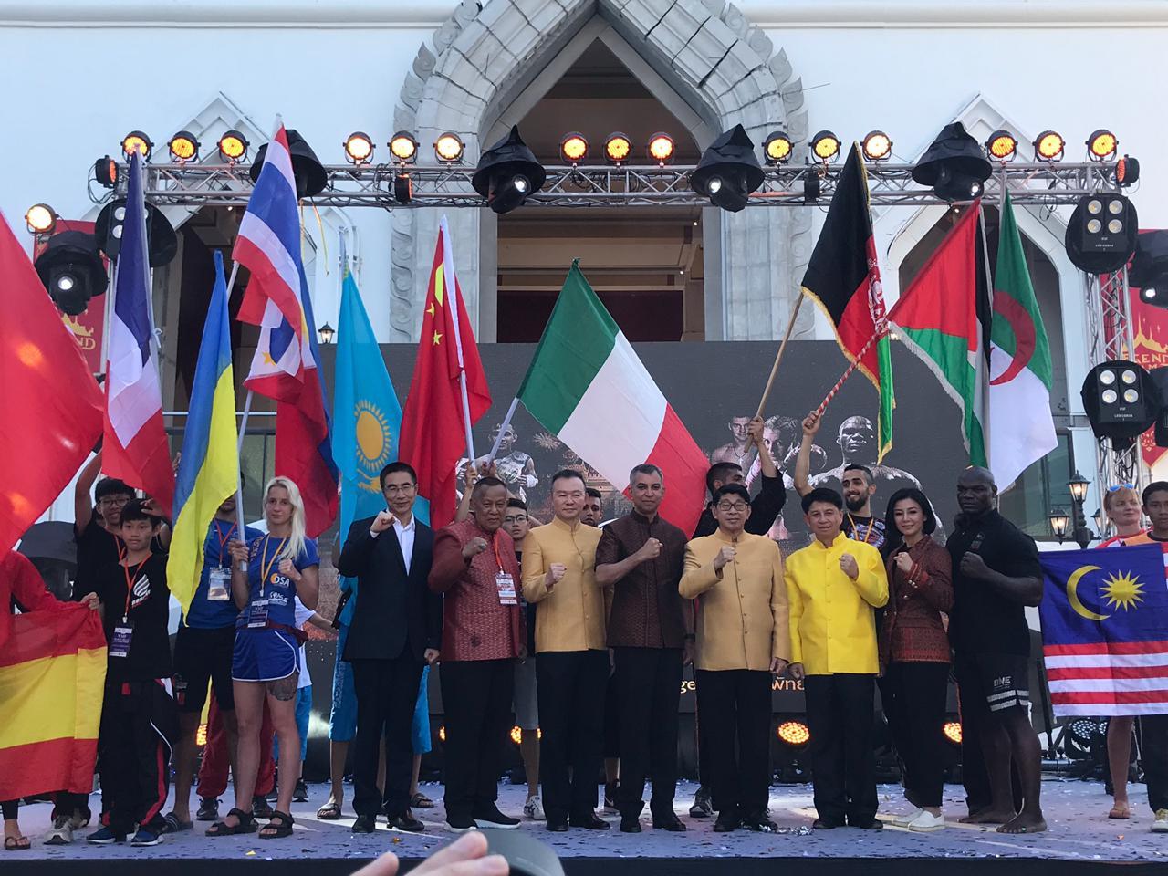 Самарт Паякарун e на Световното по муай тай (СНИМКИ)