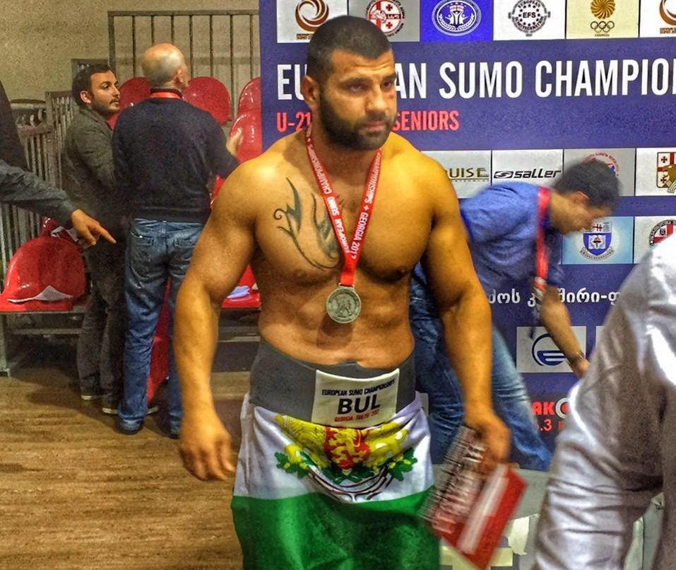Добрoмир Дерменджиев ще представя България на Европейското по сумо