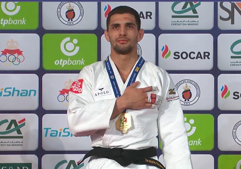 Шампионът Иво Иванов мотивира с думи за успеха (СНИМКА)