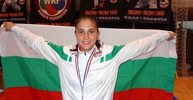 Ивет Горанова ще се бие със счупен нос на Европейските игри