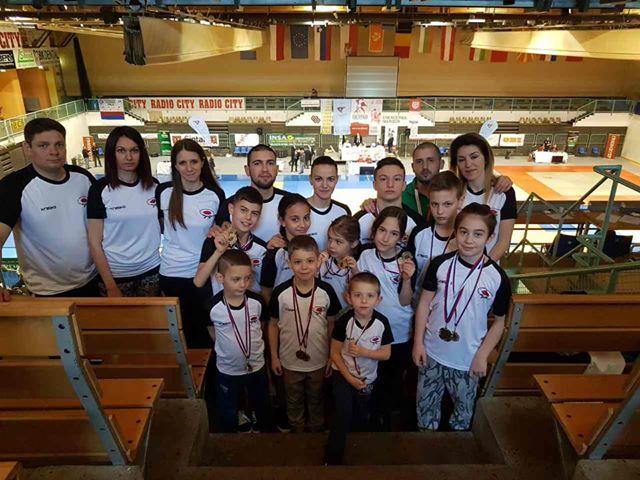 Български фурор на Европейска купа по джу джицу в Словения