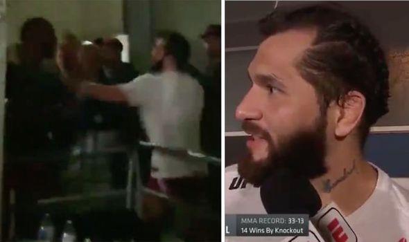 Грозни сцени след UFC: Лондон, Масвидал нападна Едуардс (ВИДЕО)