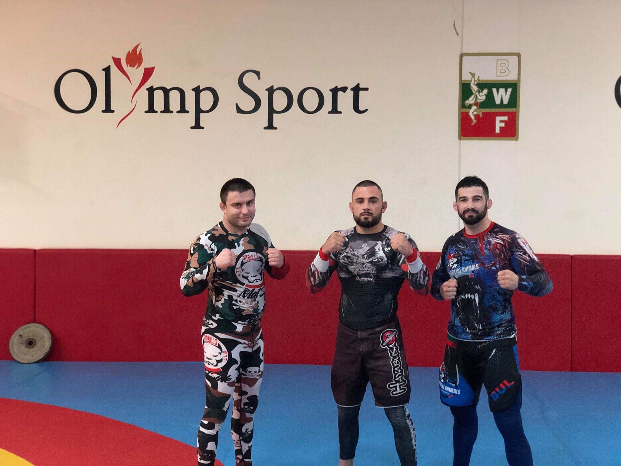 Пламен Пенчев срещу опитен украинец на RUSE FIGHT NIGHT 4