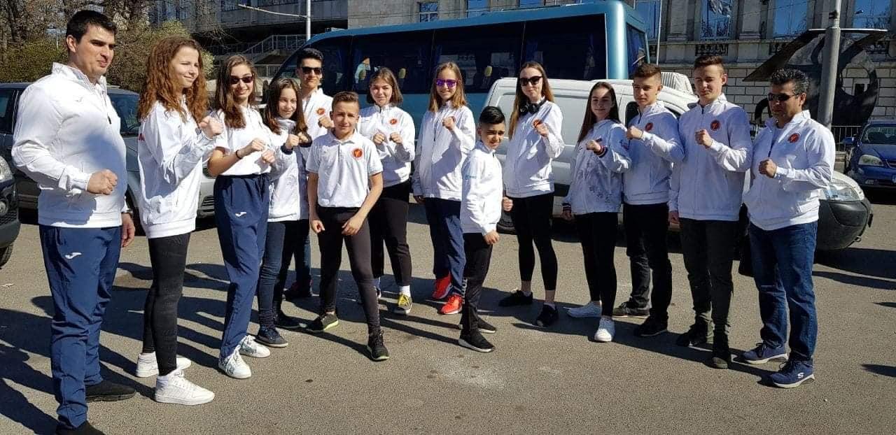 Националите по Пумсе заминаха за Анталия