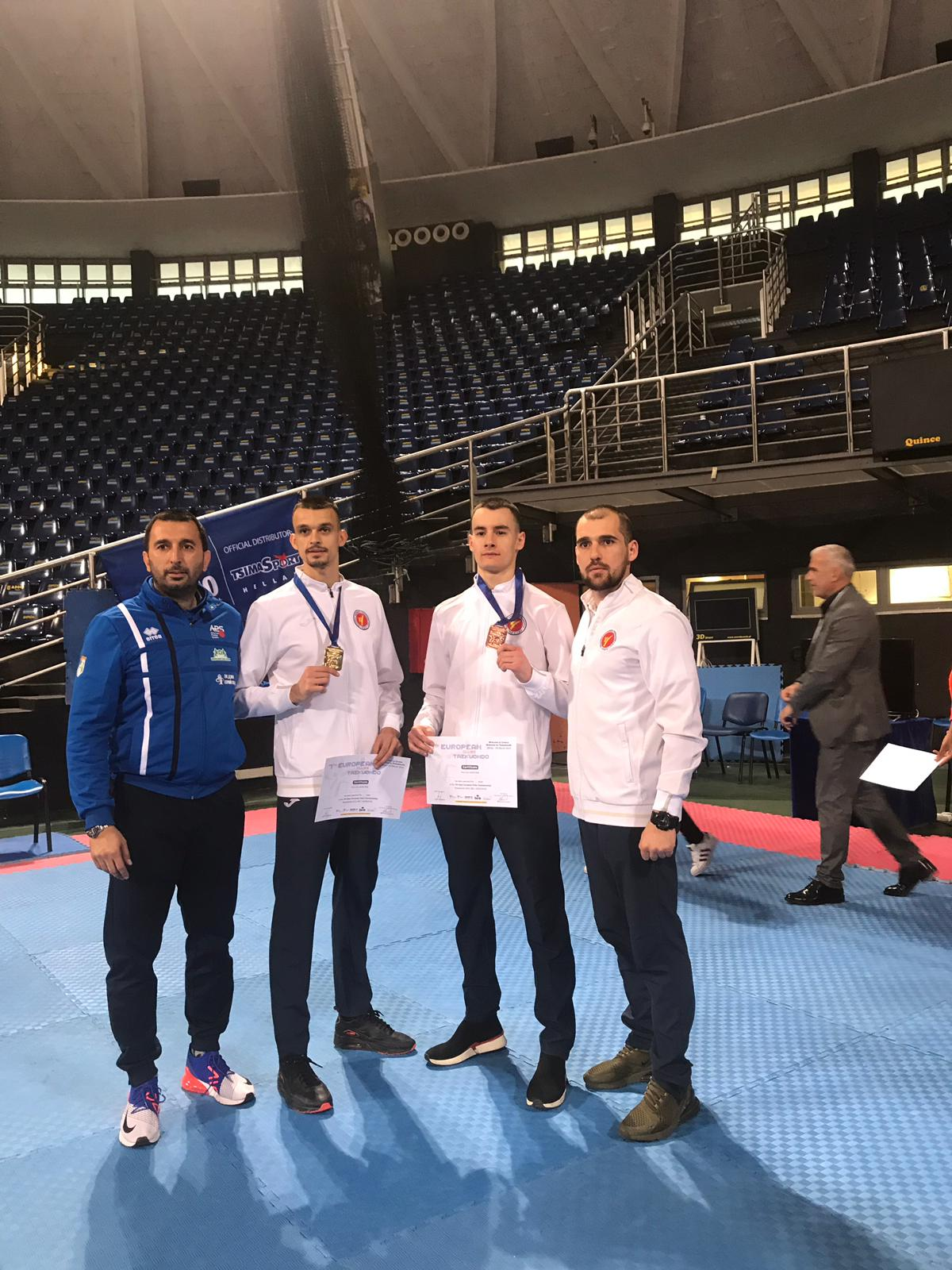 Европейска клубна титла за Владимир Далаклиев в Солун