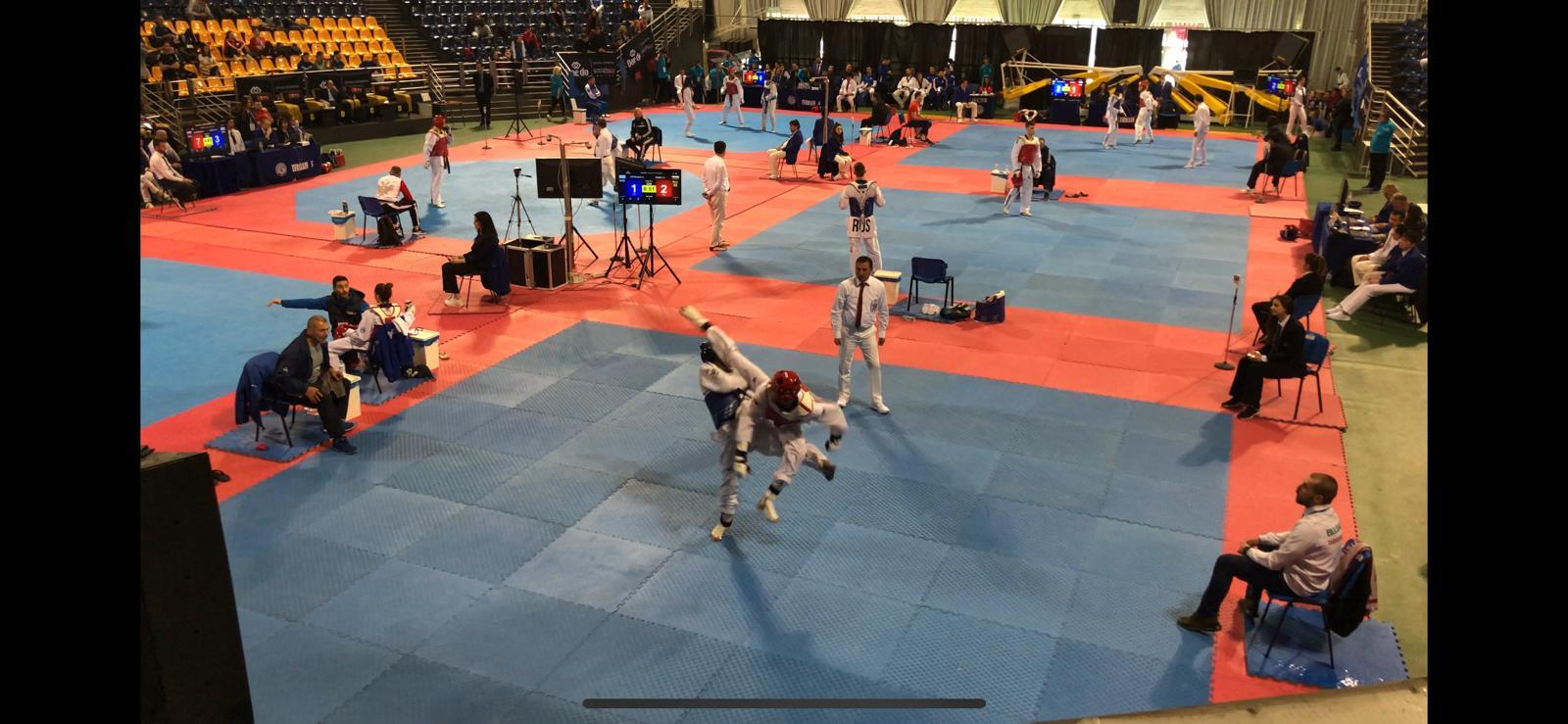 България ликува на Европейското първенство по таекуондо