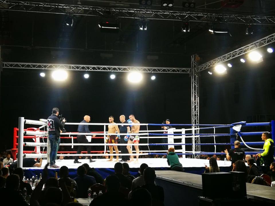 Бранко Бабачев се завърна на ринга с брутален нокаут