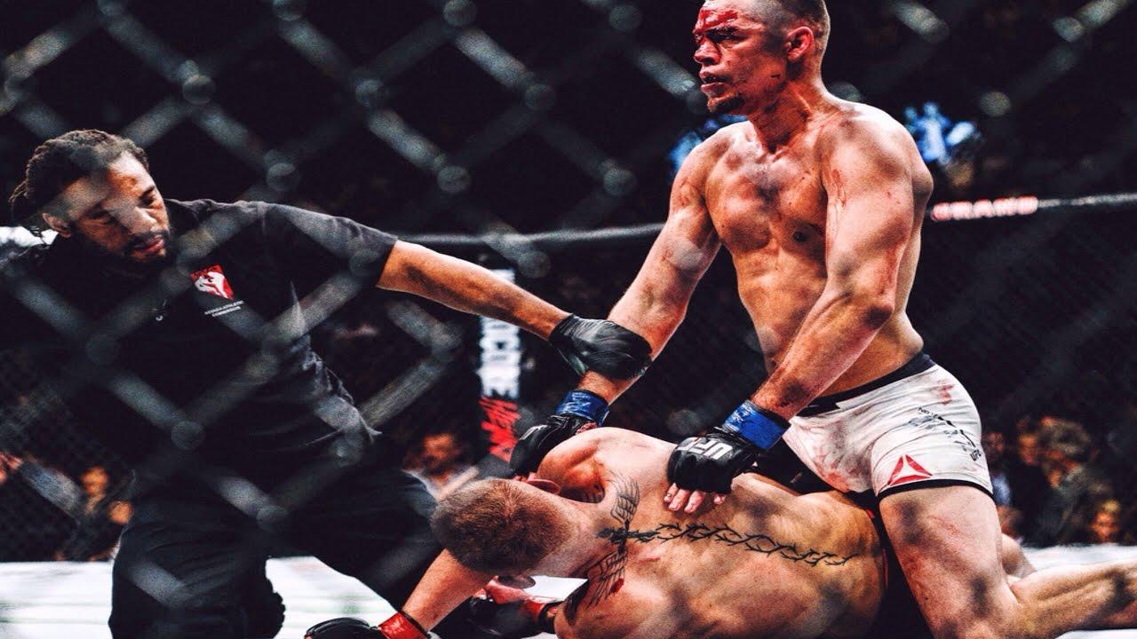 Най-бруталните победи на Нейт Диаз в клетката (ВИДЕО)