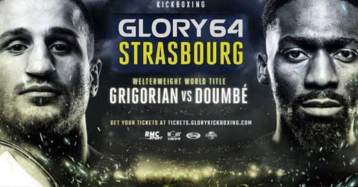 Седрик Думбе отново е шампион в GLORY (Видео)