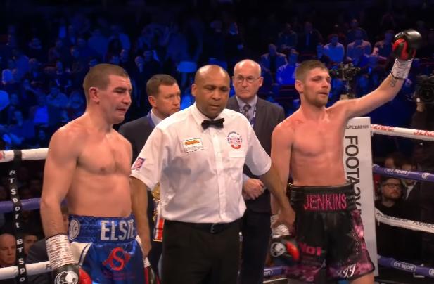 Крис Дженкинс е новият боксов шампион на Великобритания (ВИДЕО)