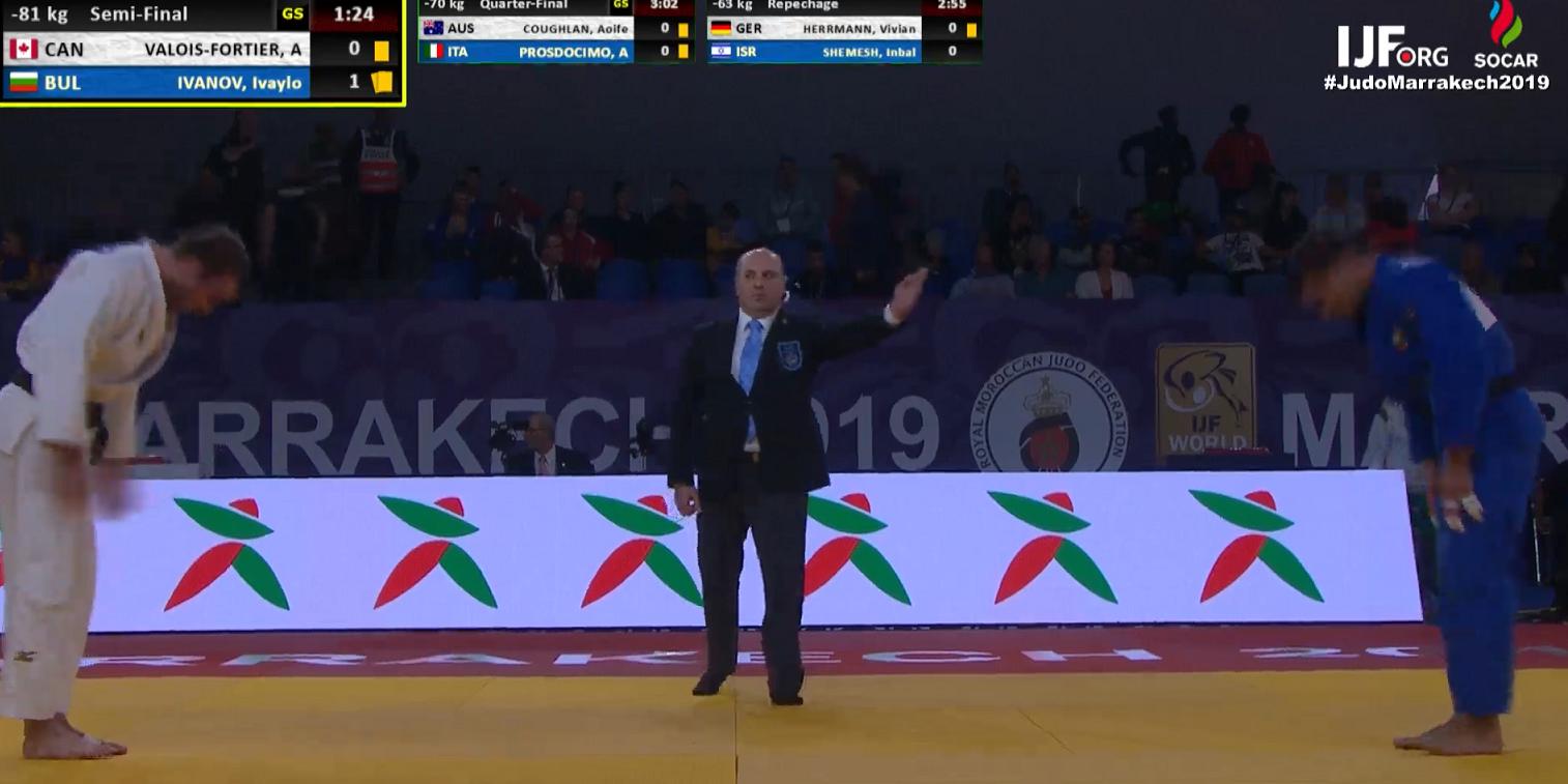 Ивайло Иванов ще спори за златен медал на Гран При Маракеш