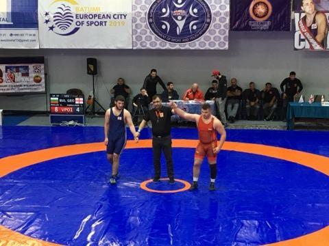 Два бронза за младите ни борци от турнир в Грузия