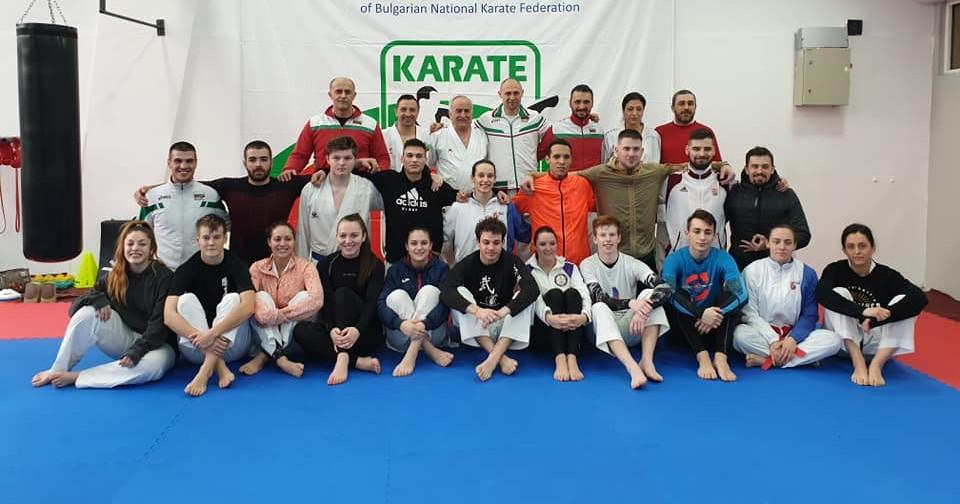 България с петима национали на Европейското в олимпийското карате (ВИДЕО)