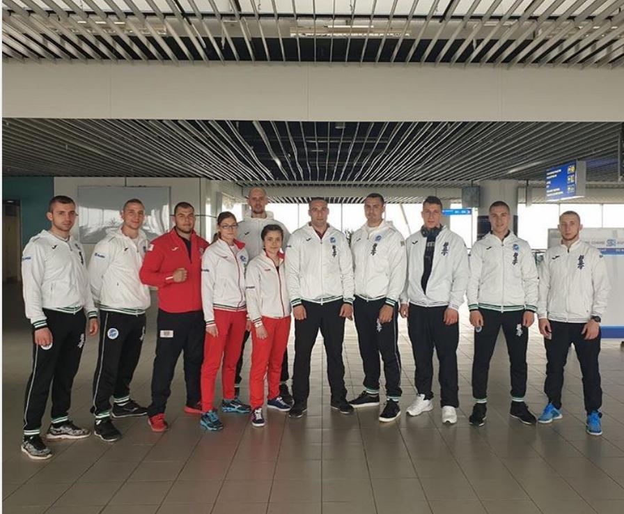 България изпраща осем киокушин бойци на Гран При Токио