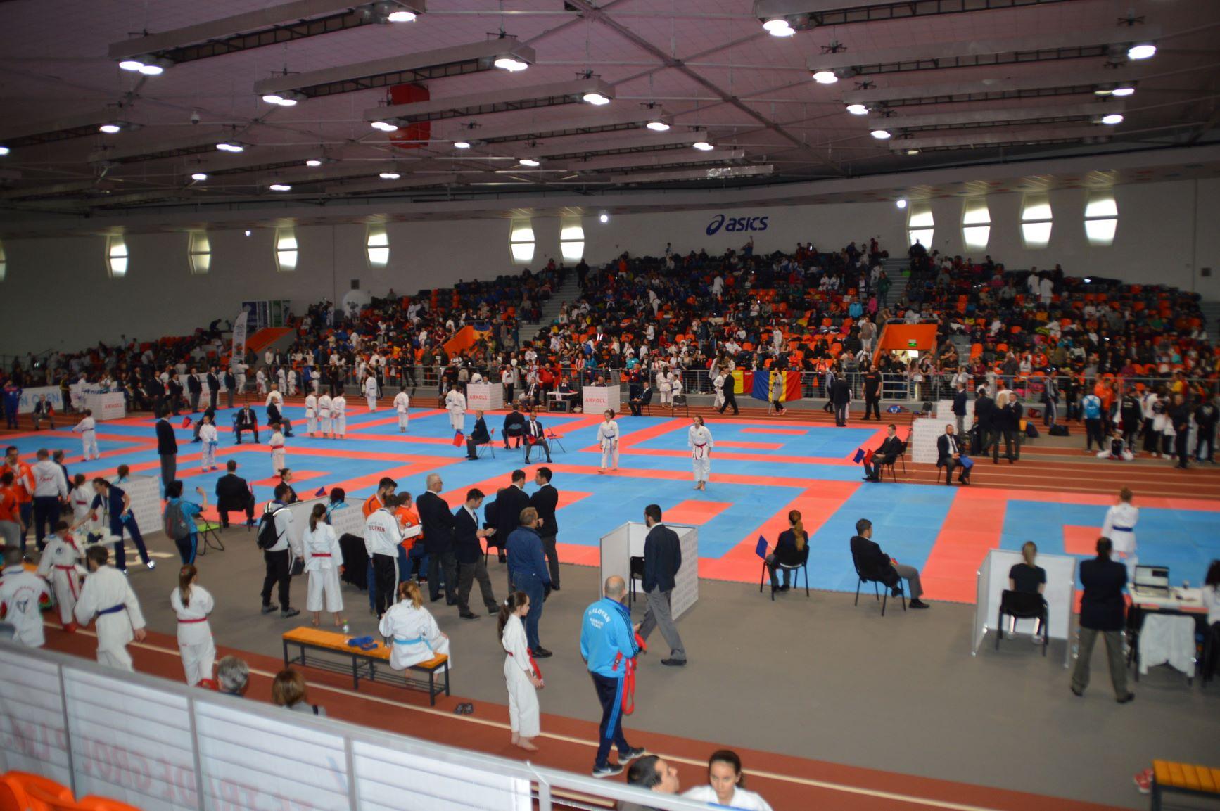 София приема голям международен турнир по карате този уикенд