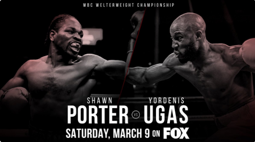 Шон Портър защити титлата си срещу Угас