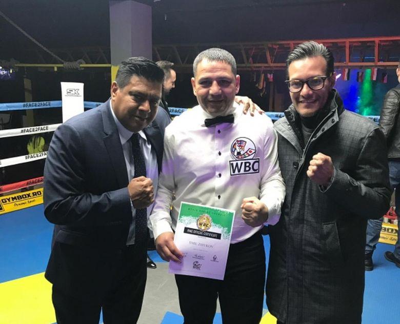 Българин с голямо признание, може да ръководи мачове от WBC