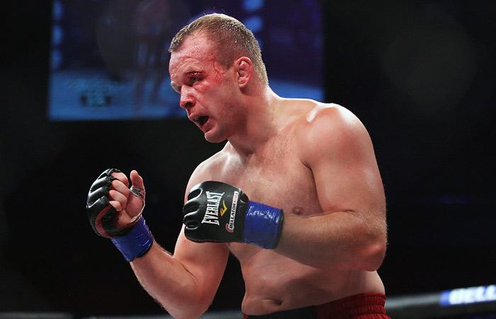Шлеменко се прицели в титла от UFC