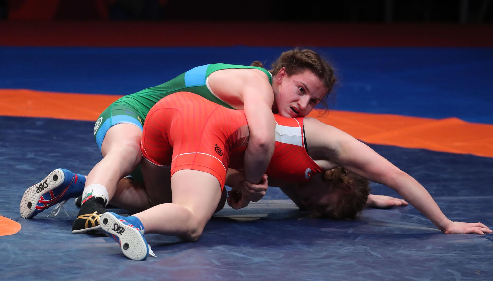 Държавният шампионат ще събере най-добрите ни борци