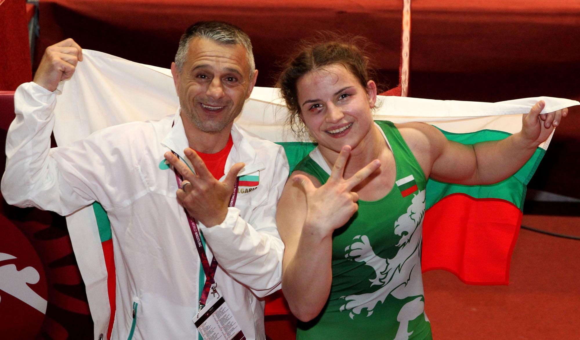 Биляна Дудова припомни старта на кариерата си (СНИМКА)