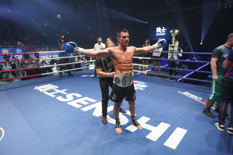Атанас Божилов: Разчитам на разнообразни тренировки и спаринги