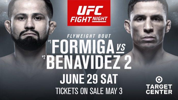 UFC обяви 4 мача за юни