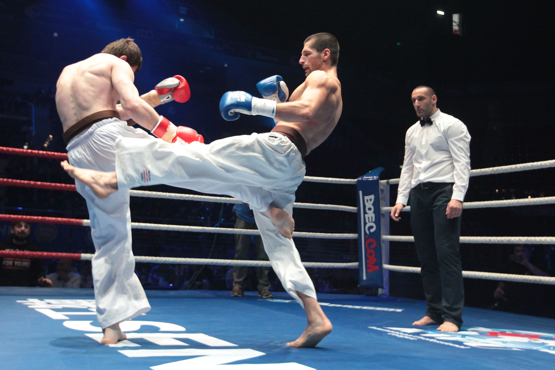 Петър Стойков предупреди съперника си: Няма да издържиш три рунда с мен
