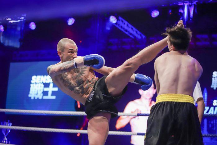 SENSHI в готовност да организира супер мача Пенчев – Стойков