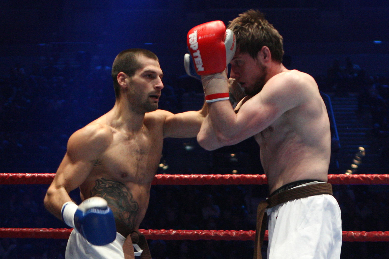 Петър Стойков преди SENSHI: В ринга се чувствам комфортно