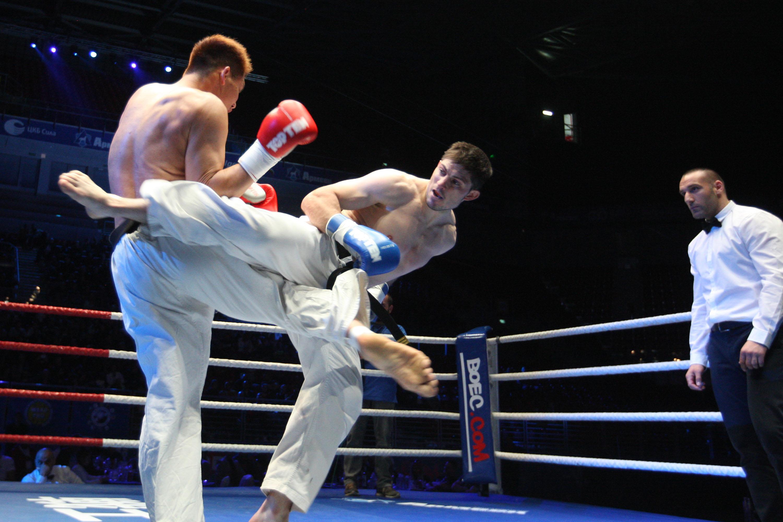 SENSHI: Сергей Браун (Германия) срещу Акира Умемура (Япония) – 20.04.2019, София