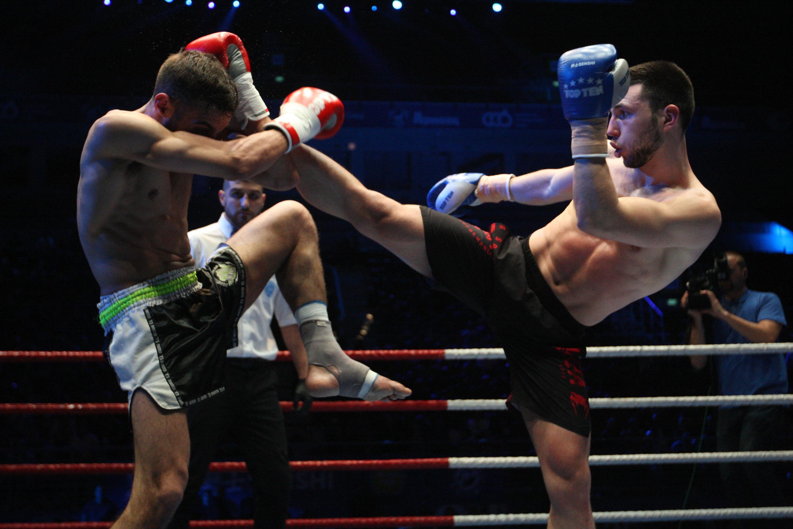 SENSHI: Богдан Шумаров (България) срещу Иляс Букаюа (Холандия) – 20.04.2019, София