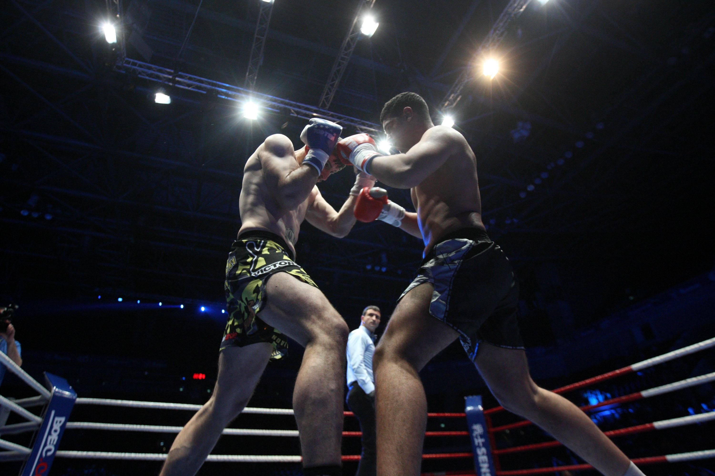SENSHI: Бадр Фердаус (Холандия) срещу Саща Драгич (Сърбия) – 20.04.2019, София