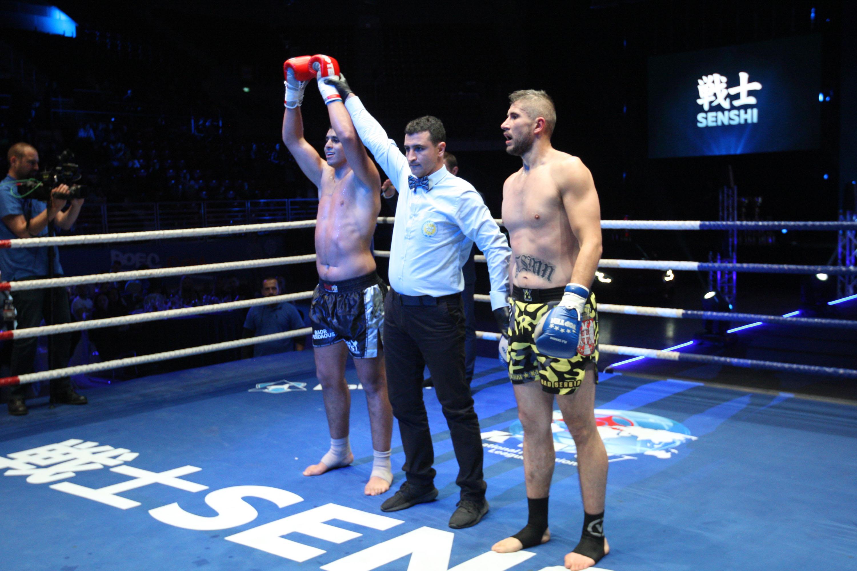 Бадр Фердаус взе трудна победа над сърбина Драгич