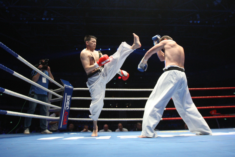 SENSHI: Андрей Чехонин (Русия) срещу Аслан Садвакасов (Казахстан) – 20.04.2019, София