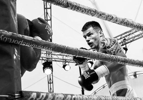Макс Сподаренко преди SENSHI: Готов съм за всичко на ринга!