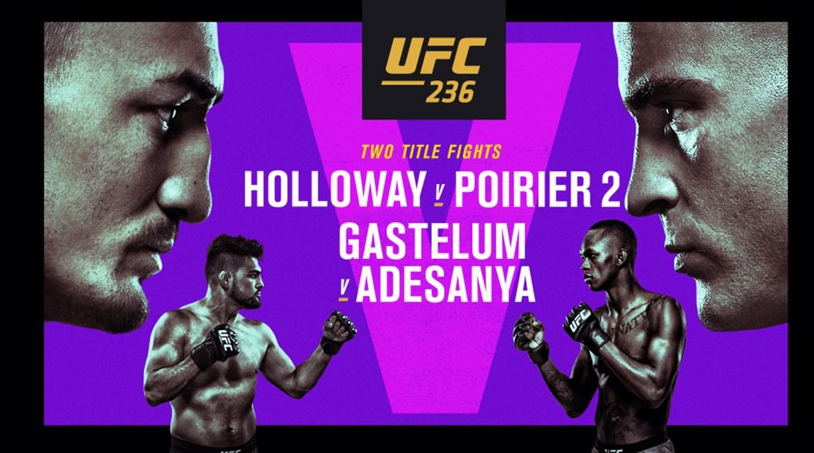 Резултати от UFC 236