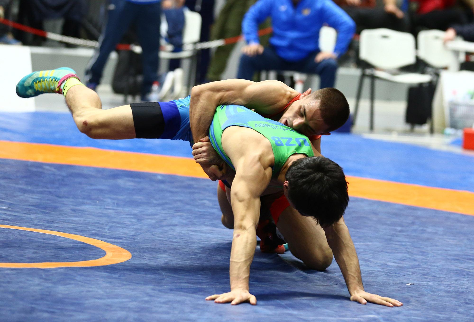 Георги Ванелов загуби битката за бронзовия медал