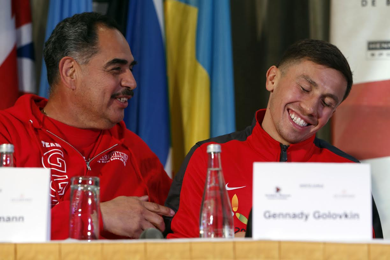 Генади Головкин се раздели с треньора си